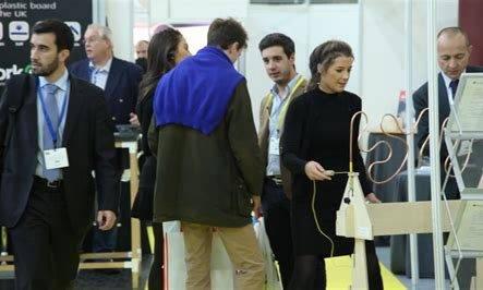 英国伦敦国际建材展览会
