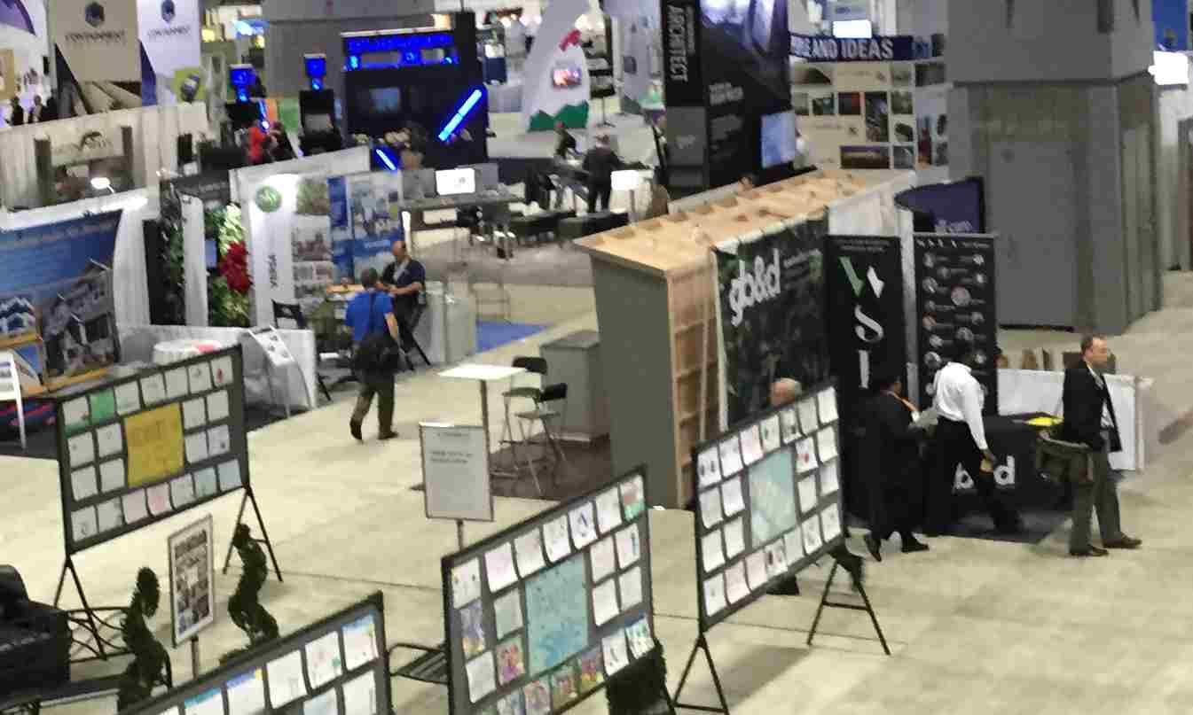 美国圣地亚哥国际建筑建材展览会