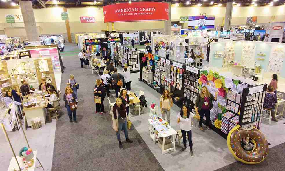 美國亞利桑那州鳳凰城國際冬季紙質工藝品展覽會
