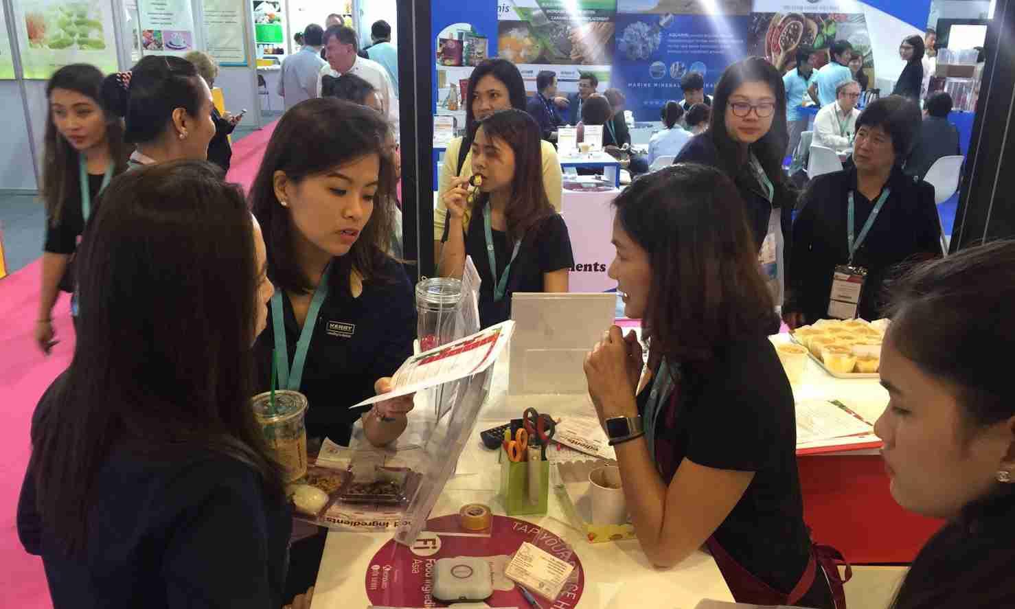 印尼雅加达国际亚洲食品配料展览会