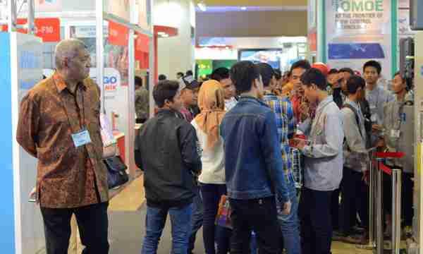 印尼雅加达国际暖通及空调制冷展览会