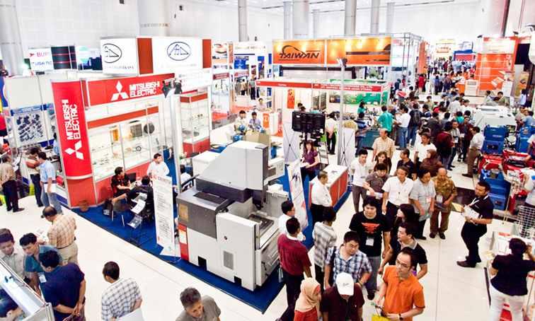 印尼泗水国际制造机械、设备、材料及金属工具展览会