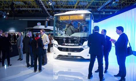 印度班加羅爾世界客車展覽會