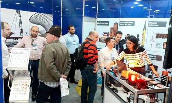 巴西圣保羅國際混凝土技術及設備展覽會