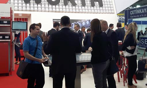 德國斯圖加特國際緊固件展覽會