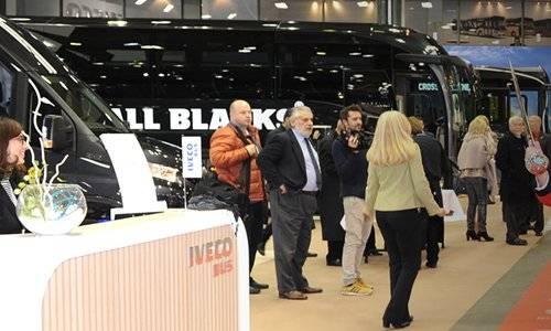 比利時布魯塞爾世界客車展覽會