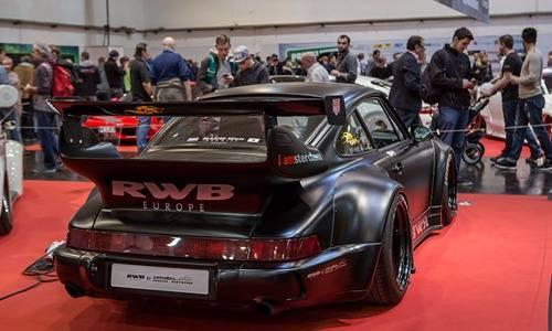 德国埃森国际改装车及配件展览会