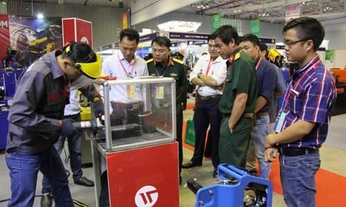 越南胡志明市国际工业机械设备及原料展览会