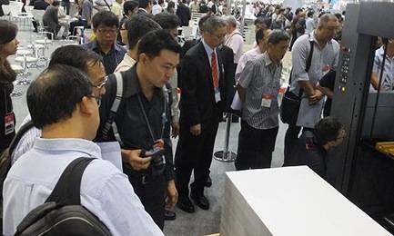 日本东京国际综合印刷器材龙8国际