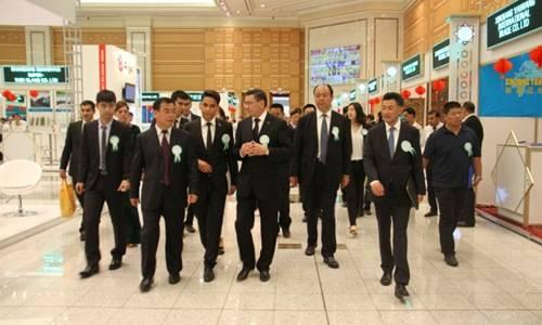 土库曼斯坦阿什哈巴德国际中国商品展览会