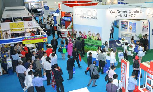 马来西亚吉隆坡国际制冷、暖通及空调展览会
