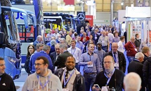 英国伯明翰欧洲客车展览会