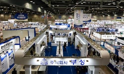 韩国首尔国际暖通、空调及制冷展览会