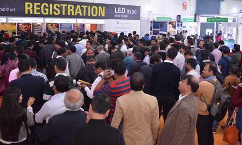 印度新德里国际LED产品及技术展览会