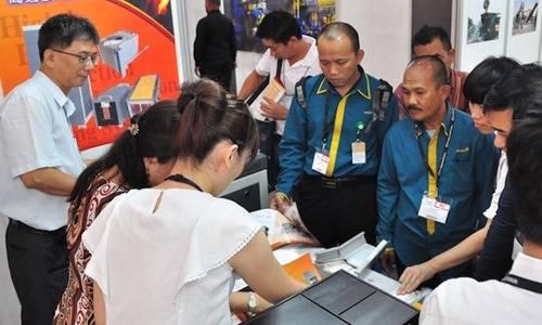 印尼雅加达国际金属及钢铁贸易展览会