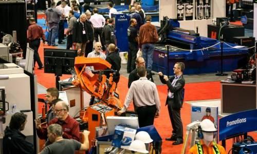 加拿大魁北克国际工业展览会