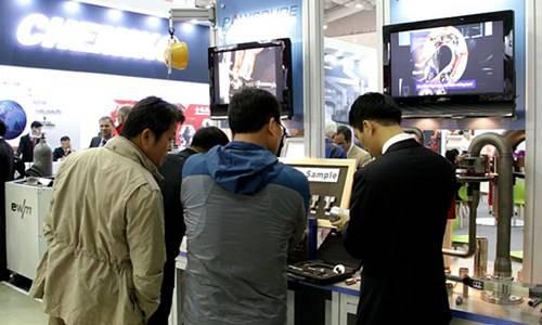 韩国昌原国际焊接与切割技术展览会