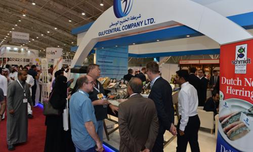 沙特利雅得國際食品飲料及酒店設備展覽會