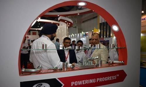 印度孟买国际钢铁工业展览会