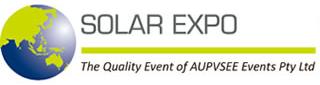 澳大利亞墨爾本國際太陽能展覽會logo