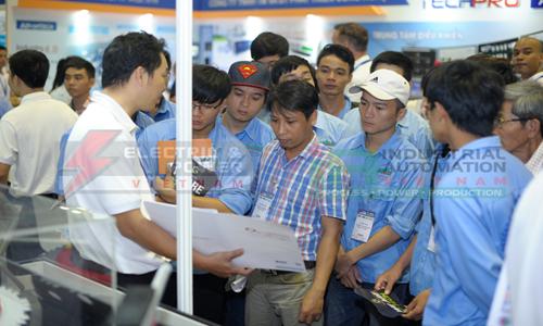 越南西貢國際電力暨自動化技術展覽會