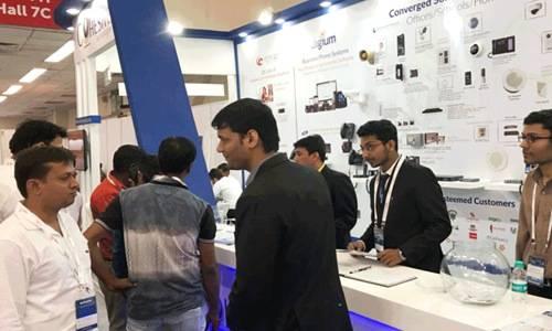 印度新德里国际通讯博览会