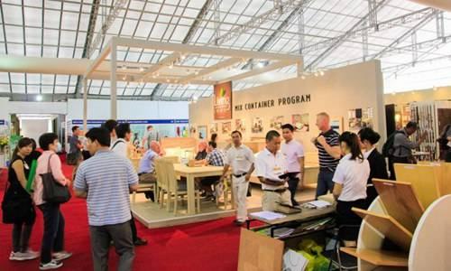 越南胡志明市国际家具及家具配件展览会