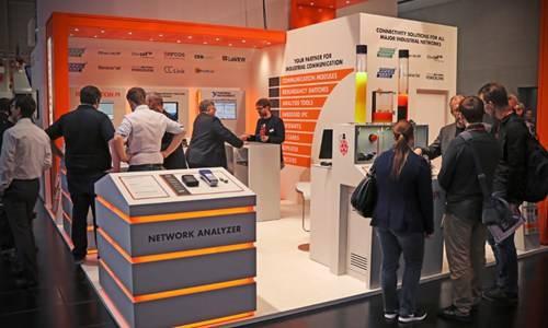 德国纽伦堡国际嵌入式展览会