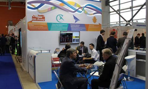 俄罗斯莫斯科国际电网技术设备展览会