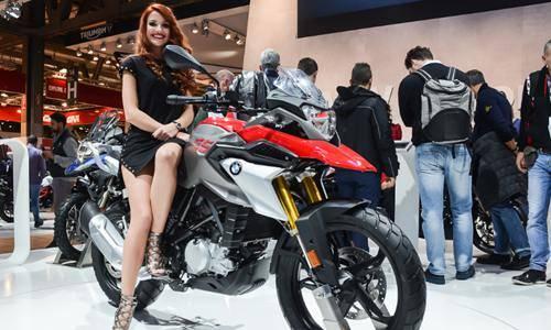 意大利米蘭國際雙輪車展覽會