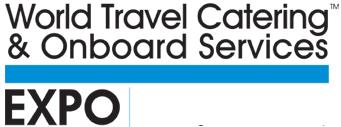 德國漢堡國際航空機艙用品以及機上餐飲服務展覽會logo