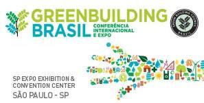 巴西圣保羅國際綠色建筑建材展覽會logo