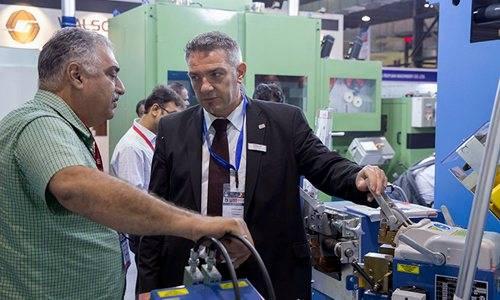 印度孟买国际管材展览会