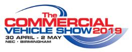 英国伯明翰国际商用车及配件展览会logo