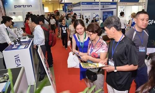 越南胡志明市国际综合贸易电子展览会