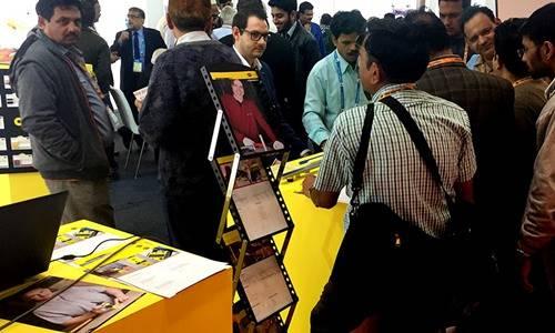 印度新德里国际印刷包装展览会
