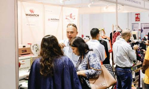 迪拜国际纺织服装及家用纺织品展览会