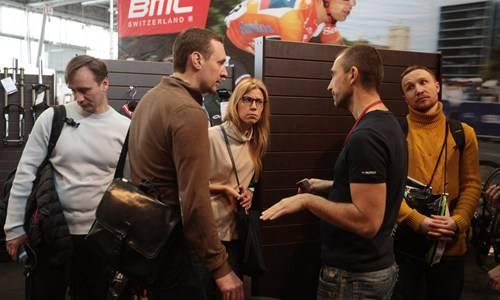 俄罗斯莫斯科国际自行车及配件展览会