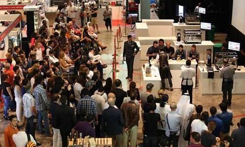 迪拜国际咖啡及茶展览会