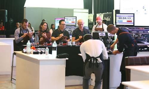 迪拜國際咖啡及茶展覽會