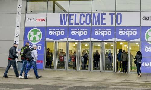 英国考文垂国际摩托车贸易展览会