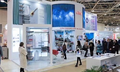 俄罗斯莫斯科国际家具及装饰品展览会