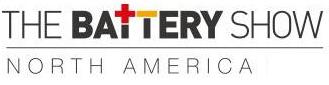 美国底特律国际电动车科技及电池展览会logo