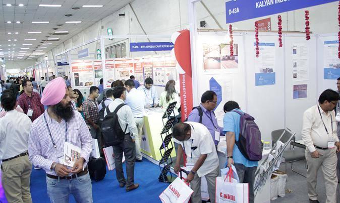 印度新德里国际仓储物流展览会