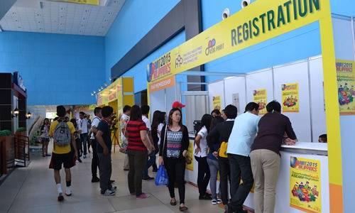 菲律賓馬尼拉國際印刷展覽會