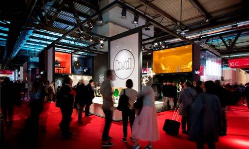 意大利米兰国际家具展览会