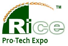 印度国际大米粮食机械展览会logo