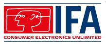 德国柏林国际家用电器及厨房用品博览会logo