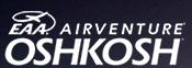 美国奥什科什国际航空展览会logo
