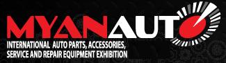 緬甸仰光國際汽摩配件及服務、維修設備展覽會logo